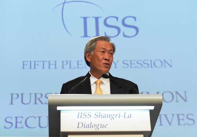 Islamic State recruiting more in ASEAN region than Al-Qaeda, says Singapore's defence minister