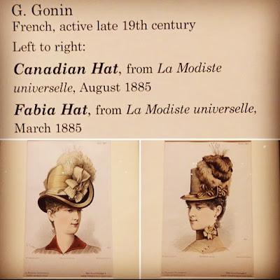 Degas Was All About the Hats, So Is Gail