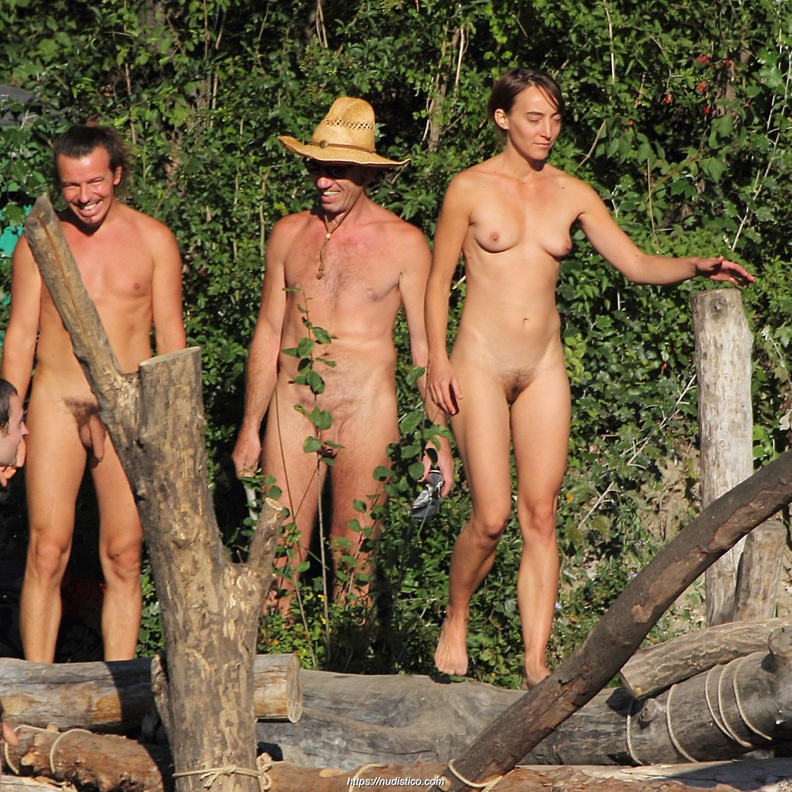 Nudism camp pics
