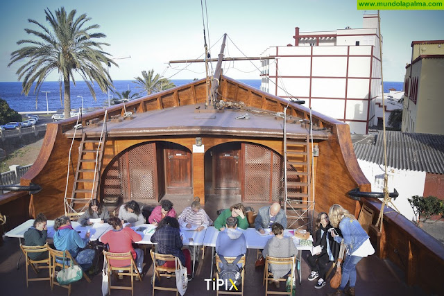 El proyecto 'La ciudad se escribe' celebra un recital literario en el Barco de la Virgen