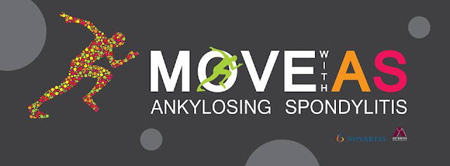 Move with AS, Ankylosing Spondylitis, #MOVEwithAS