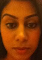 Desi girl's blog makeup