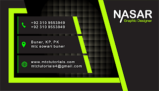 Mtc tutorials business cards download this card 2 vector reheart Image collections