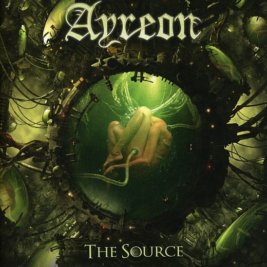 AYREON - The Source (2017) full