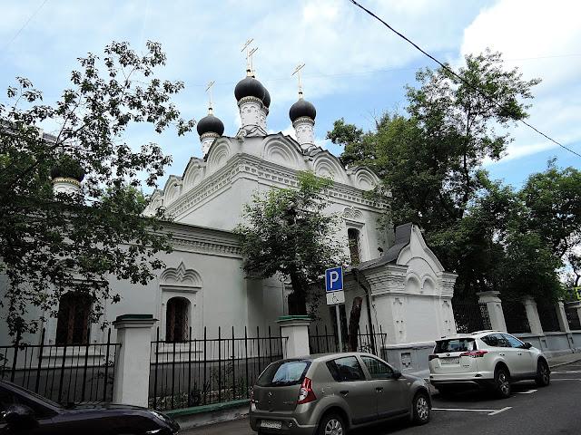 церковь николая чудотворца на студенце