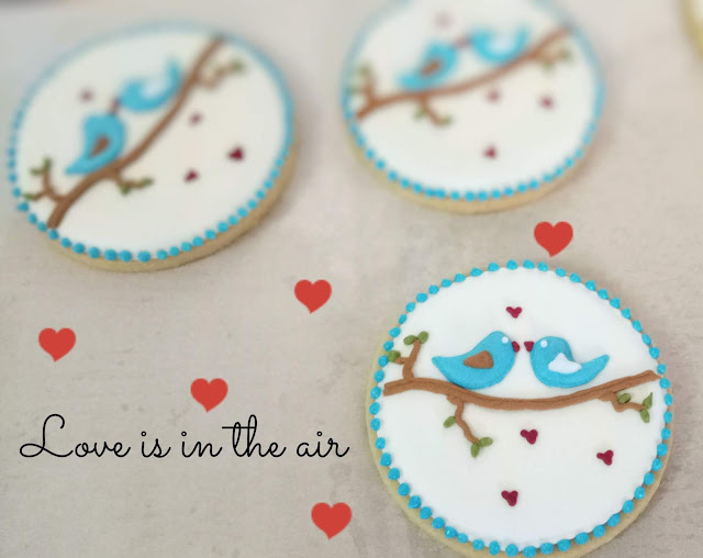 valentine´s-cookies