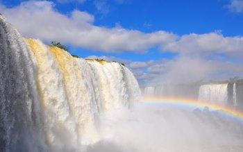 Wallpaper: Iguazu Waterfalls
