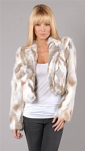 A Flair For Fashion Adrienne Landau Furs