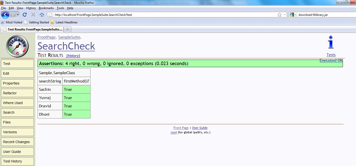 Selenium webdriver interview questions 2012
