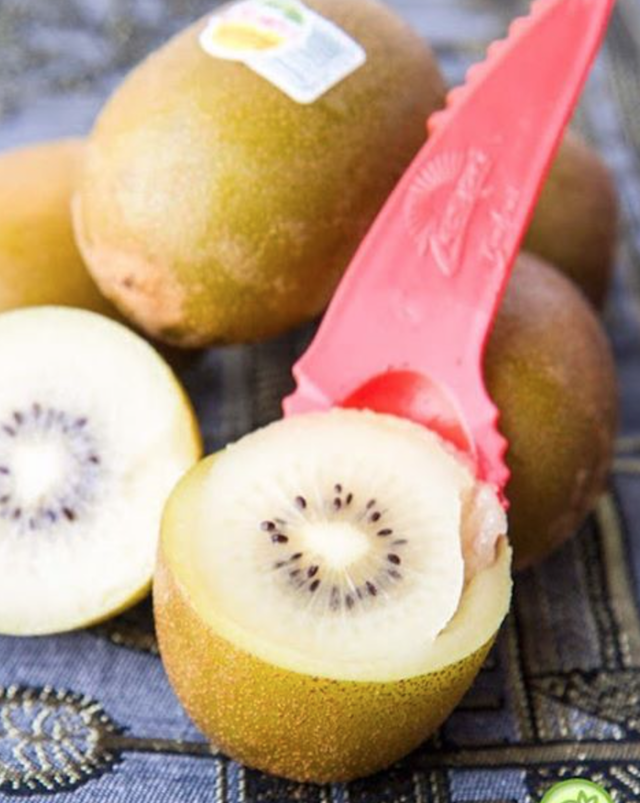 A beautiful shot of the Zespri SunGold Kiwis - sourced from Malaysianfoodie.com