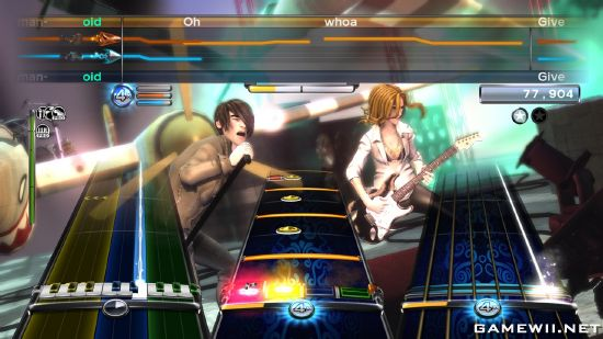 Rock Band 3 - Download Game Nintendo Wii Free
