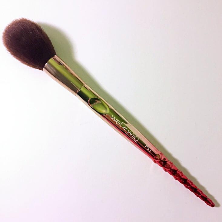 wet n wild Pro Brush Line Bronzer brush P53