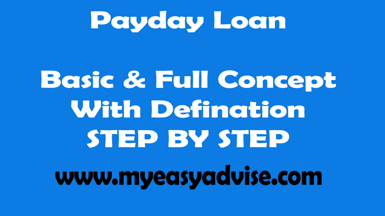 Payday loans worksheet picture 10