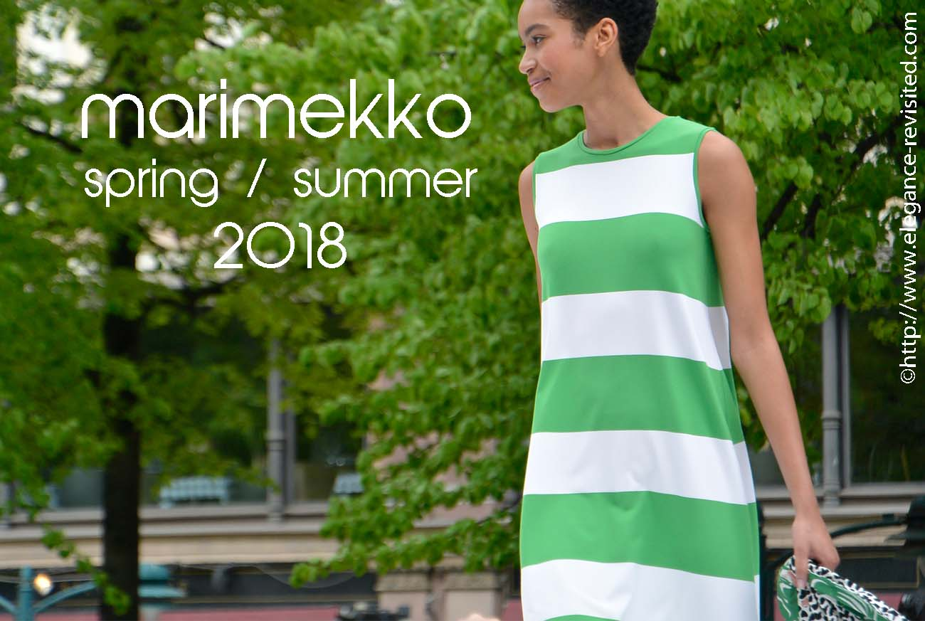 Marimekko s/s 2018