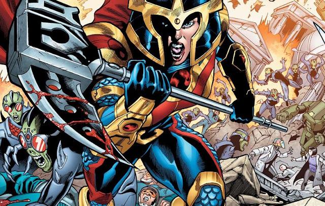 siapa big barda adalah kekuatan big barda superhero wanita terkuat