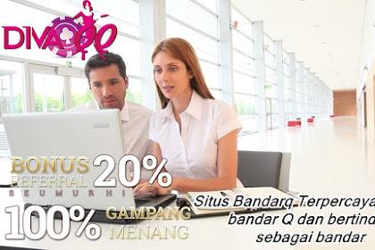 Situs Bandarq Terpercaya Online bandar Q dan bertindak sebagai bandar