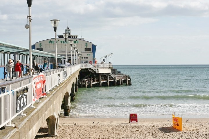 bournemouth pier seaside