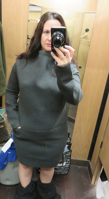 Fit Review: City Bound Dress, Yes Fleece Pullover, Wild And Free ...