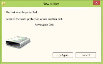 write-protected