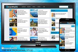 Mari kita Belajar membuat template Blogger! Kerangka Template