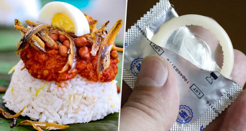 Image result for pakai kondom berperisa