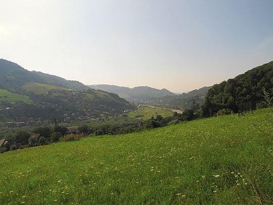 Dolina Popradu.