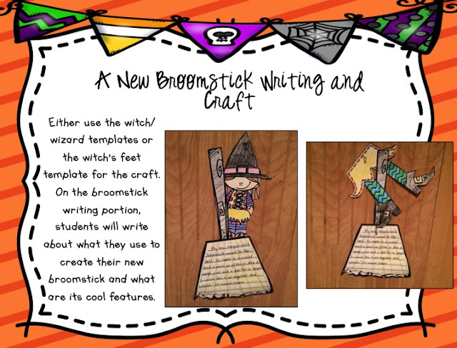 Room on the Broom creative writing craft