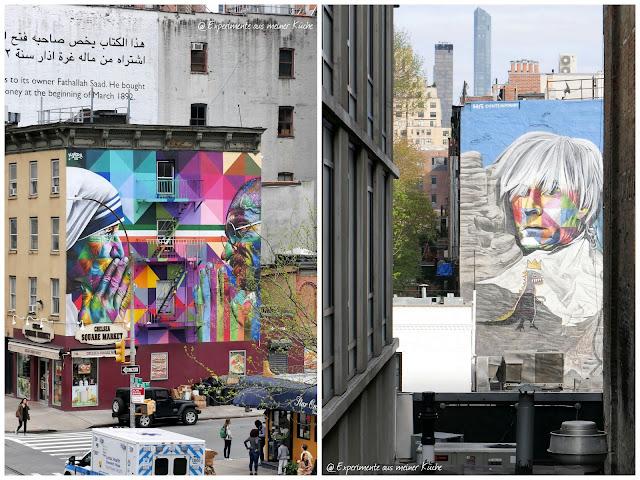 New York  - Midtown Manhattan | Reisen | USA | Städtetour | Citytrip | High Line