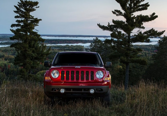 Jeep Patriot Freedom Edition Front