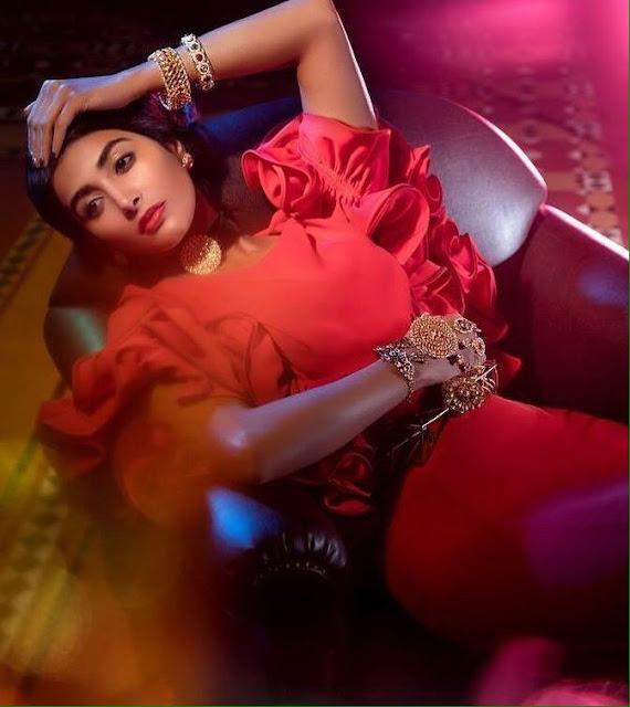 Pooja Hegde Femina Wedding Times Photoshoot Pics