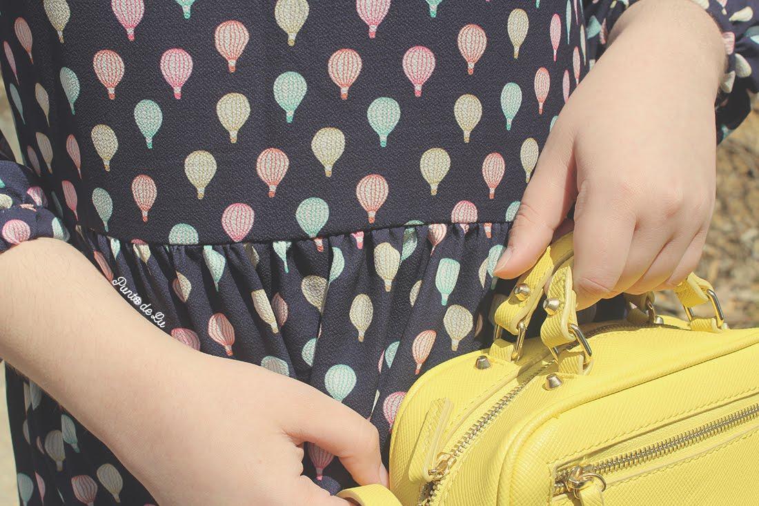 Vestido de globos