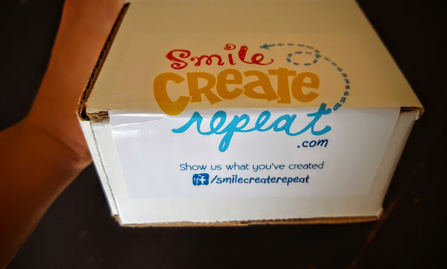 smile create repeat subscription box