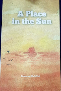 Yohanna's book, A Place in the Sun, features stories from and about 17 individuals.