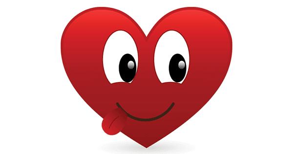 Cute Tongue Heart | Symbols & Emoticons Symbols Copy And Paste Cute
