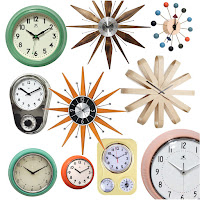 The Ultimate Affordable Retro Mid Century Wall Clocks Source List