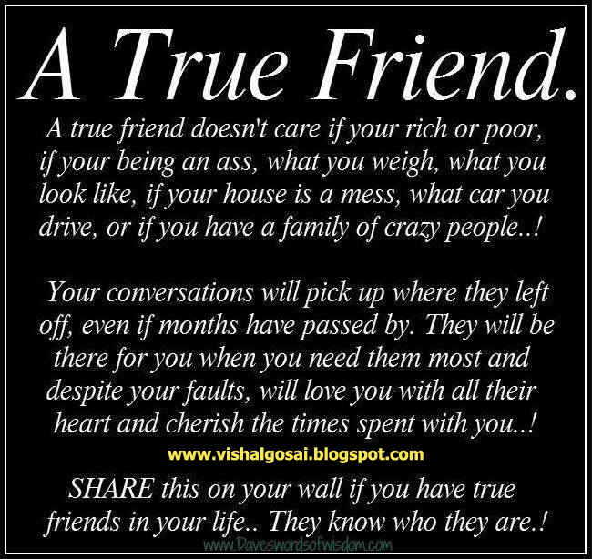All About Friendship Quotes: VISHAL GOSAI: Important Quotes Of Life