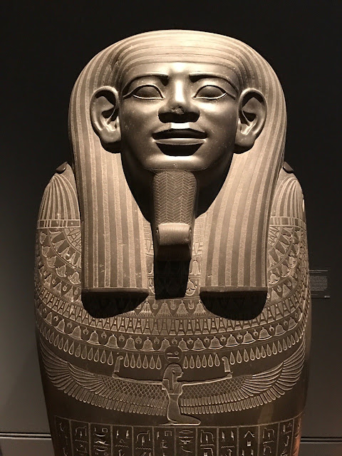 'Beyond the Nile: Egypt and the Classical World' at the J. Paul Getty Museum, Getty Center