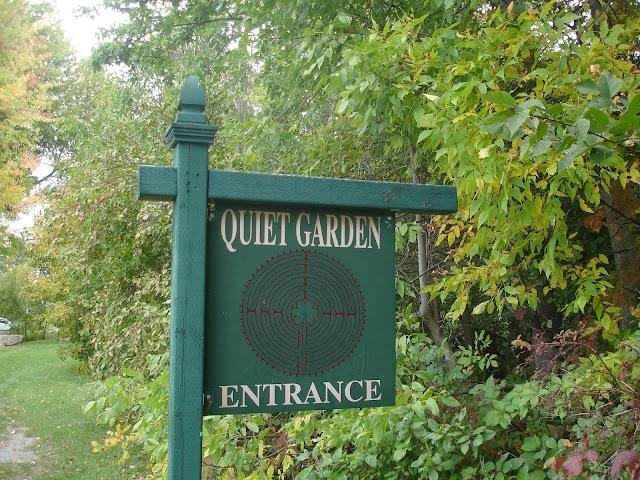 Richmond Ontario Quiet Garden Fall Adventure Wild Here