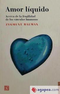 """Amor líquido"" - Z. Bauman"