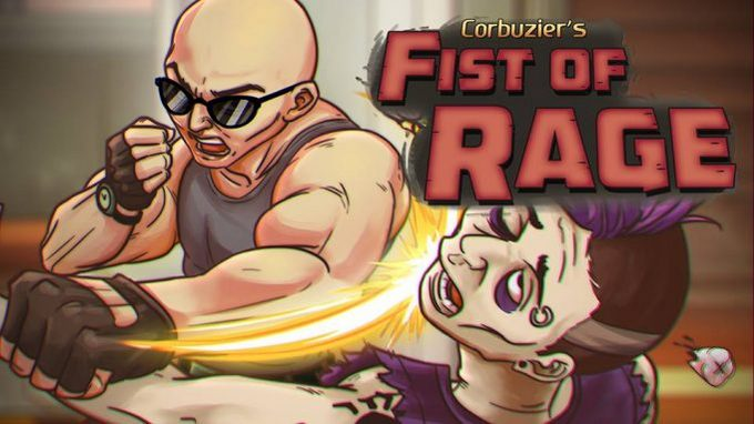 Game Fist of Rage