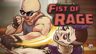 Game Fist of Rage, Petualangan Deddy Corbuzier Merebut Vaksin Dari Musuh