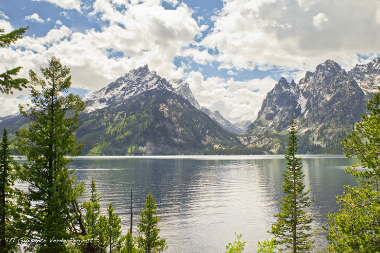 Jenny Lake Overlook - Grand Teton National Park por El Guisante Verde Project