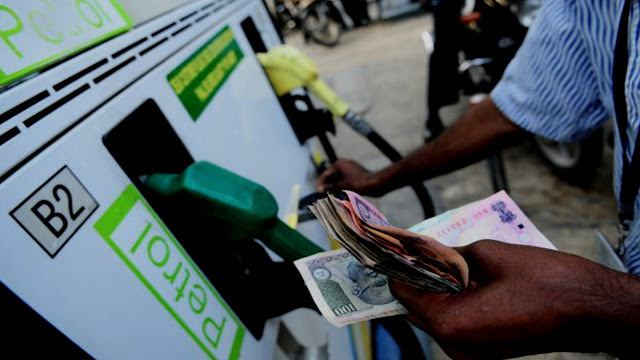 Arun Jaitley Announced: Reduction In Petrol And Diesel Price Rs 2.50 Per Liter