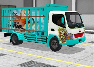 Livery Truk Bussid Canter Avatar