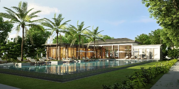 Nine South Estates Project ideal living paradise