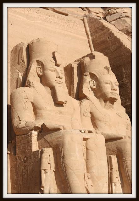 Abu Simbel - Mısır
