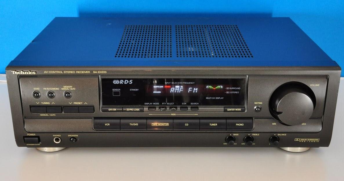 Technics Sa-ex310