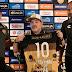 """Maradona en México """"Asumo esta responsabilidad como quien tiene un hijo en sus brazos"""""""