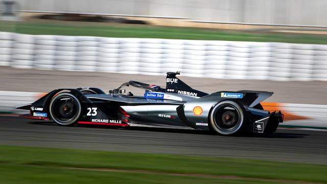 Comienza el viaje de Nissan dentro de la #FórmulaE en Valencia