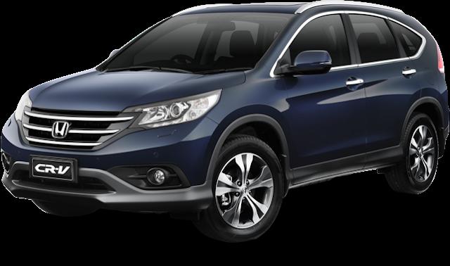 Nissan X-Trail, Honda CR-V atau Mazda CX-5